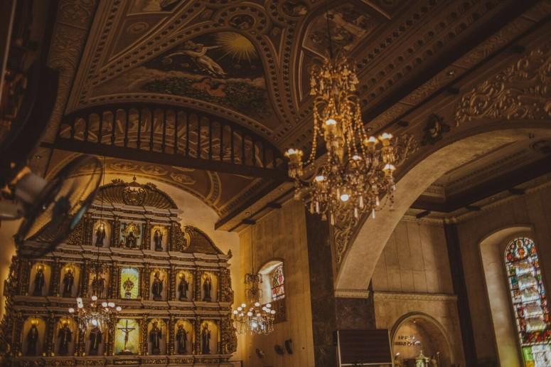 Basilica del Santo Niño_Inside