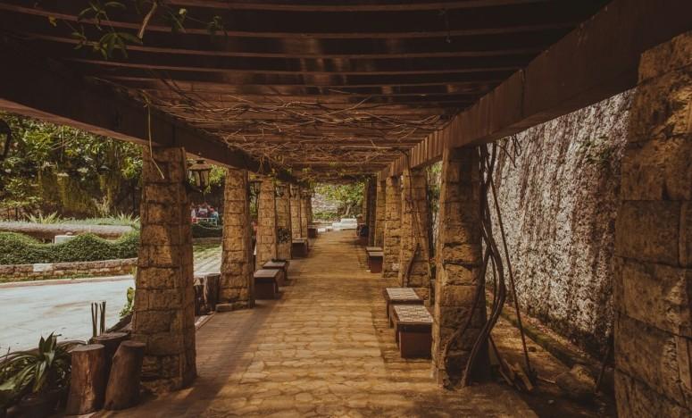Fort San Pedro_Inside