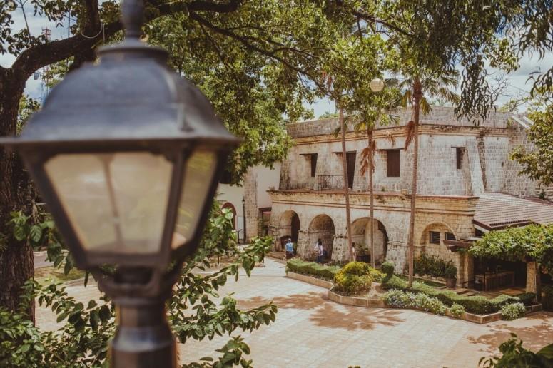 Fort San Pedro_Inside1