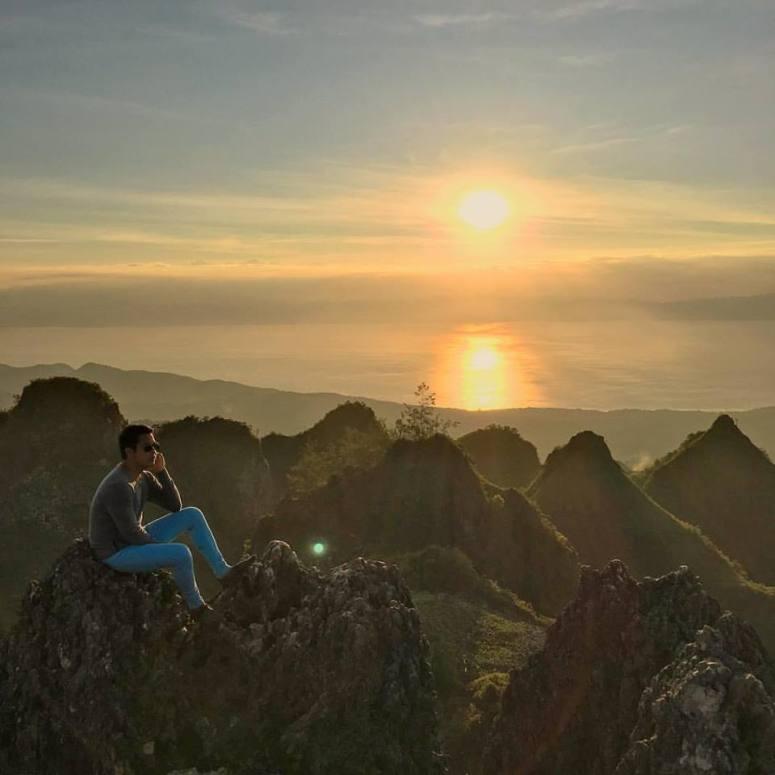Osmena Peak_Sunset