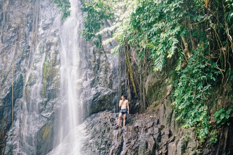 Siargao Taktak Falls